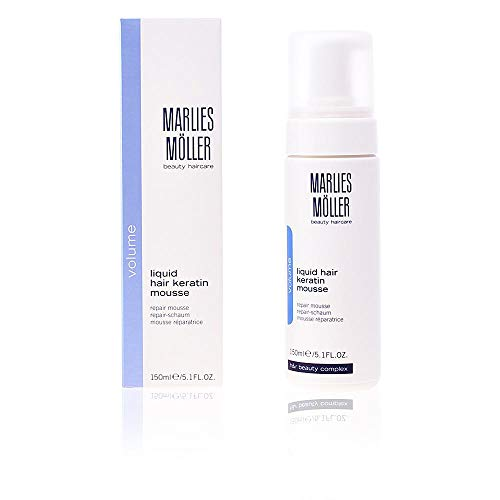 MARLIES MÖLLER Essential Care Liquid Hair Repair Mousse Volumen-Mousse, 1er Pack (1 x 150 ml)