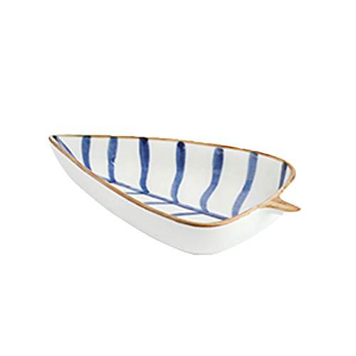 longsing Cuencos de inmersión de cerámica Bowls Bowls Platos Conjuntos Platos Platos Platos Platos Platos de Porcelana Multiusos Plato Plato Tazón Sazonador Documentos Pequeños Tazones (Style : C)