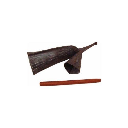 Medium Gankogui (African Agogo Bells), from Ghana
