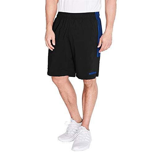 adidas - Pantalones cortos para hombre, Hombre, color Schwarz / Königsblau, tamaño extra-large