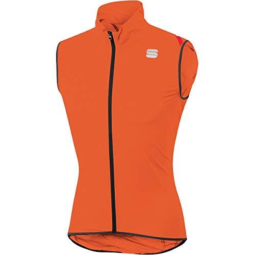 Sportful Hot Pack 6 - Chaleco Deportivo, Color Naranja