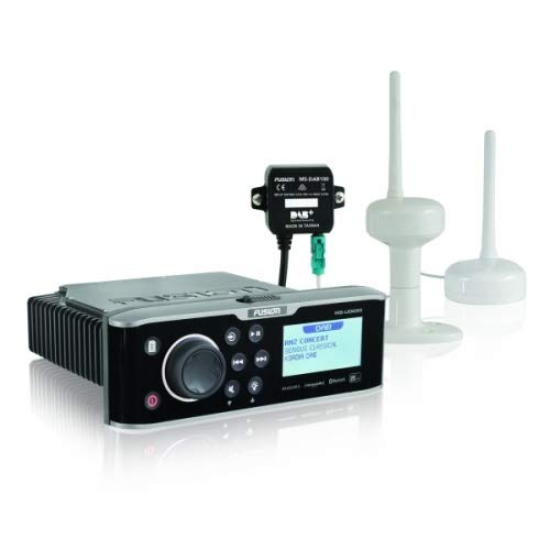 FUSION MS-DAB100A DAB Modul inkl. Antenne
