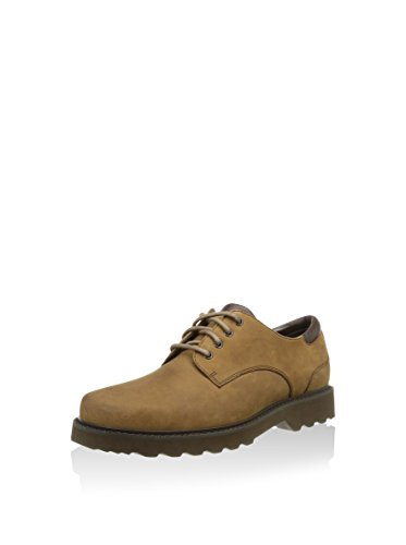 Rockport mens Main Route Northfield Waterproof footwear, Espresso Nubuck, 9.5 US