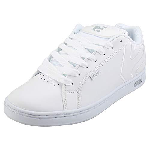 Etnies FADER, Herren Sneaker,Weiß (Off-White/White/Reflective 106), 42 EU