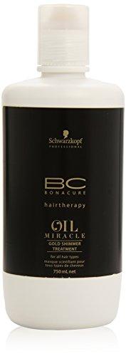 Schwarzkopf - Bonacure Masque Scintillant Oil Miracle 750 Ml