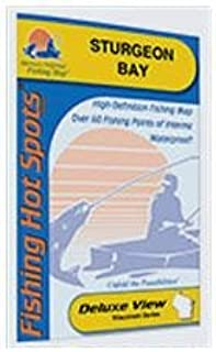 Best sturgeon bay fishing map Reviews