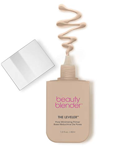 beautyblender THE LEVELER Pore Minimizing Makeup Primer in Light-Medium Color, Cruelty Free, Vegan and Made in the USA