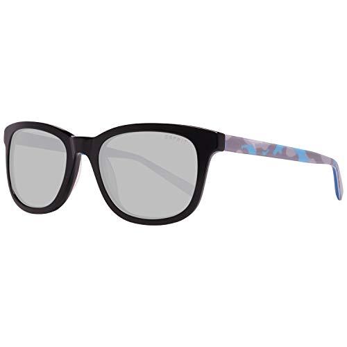 Esprit Sonnenbrille Et17890 543 53 Gafas de sol, Negro (Schwarz), 50 para Hombre