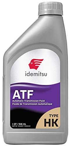 Idemitsu 30040097-75000C020 ATF Type HK (SP-III) Automatic Transmission Fluid for Hyundai/Kia - 1 Quart,Grey