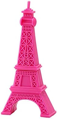 USB Flash Drive 16GB USB 3 0 Memory Stick Funny Pink Eiffel Tower Thumb Drive Pen Drive Cartoon product image