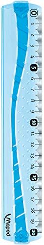 Maped 34501 Règle Flex 20 cm Plate incassable