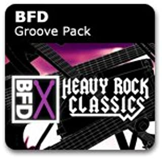 【国内正規品】fxpansion BFD3 Grooves : HeavyRockClassics