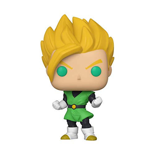 Funko- Pop Animation: Dragon Ball Z S8-Super Saiyan Gohan Dragonball SS Figurine de Collection, 48608, Multicoleur