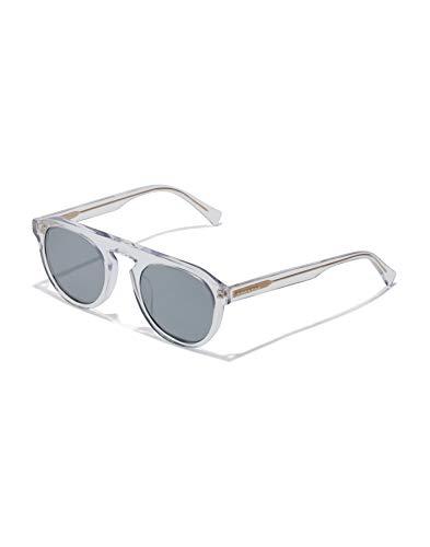 HAWKERS Blast Sunglasses, TRANSPARENTE, One Size Unisex-Adult