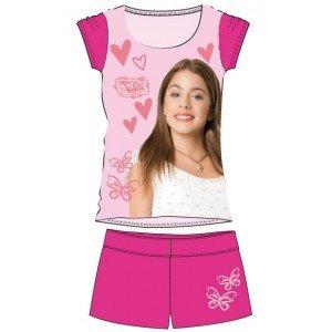 Disney - Violetta. Pijama fucsia - 12