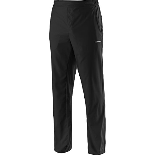 HEAD Kinder Oberbekleidung Club Pants, schwarz, 140