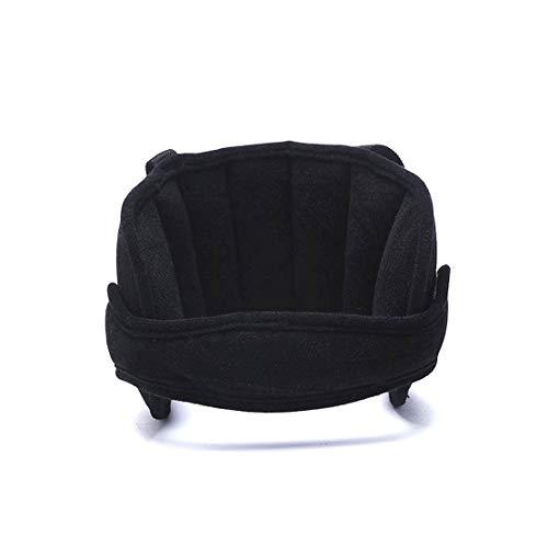 JZK Reposacabezas Soporte Cabeza Sujeta Cabezas Coche para Niños Infantil Bebe Seguridad Cinturón de Sujeción Correa Ajustable para Asiento de Coche Cómoda Posicionador Cabeza