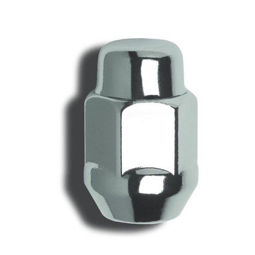 Gorilla Automotive 41138 Acorn Bulge Lug Nut - 12-Millimeter by 1.50 Thread Size - Box of 100