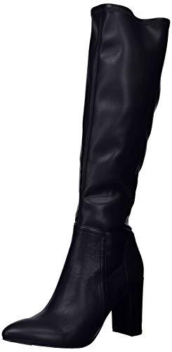 Franco Sarto Women's KOLETTE Fashion Boot, Black, 5 M US