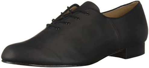 Bloch Men s Jazz Oxford Leather Sole Dance Shoe Black 11 Medium US product image