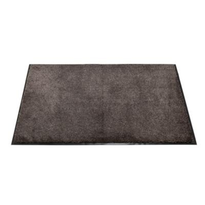 Lakeland Super Absorbent Floor & Door Mat, Extra Large 120cm x 80cm - Slate