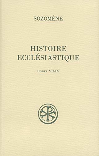 SC 516 Histoire ecclésiastique, Livres VII-IX