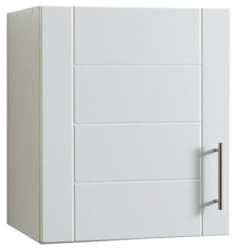 Held Möbel 303.6033 Hängeschrank 1-türig / 1 Einlegeboden / Hochglanz-weiß