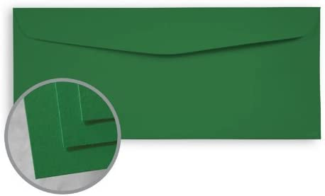 Limited Papers TM Arlington Mall . Green Envelopes Luxury - Commercial x 8 4 10 No. 1