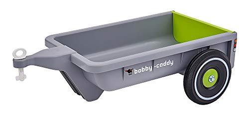 BIG Spielwarenfabrik 800056258 - BIG Bobby Caddy, Bobby-Car Anhänger, ab 1 Jahr, grau