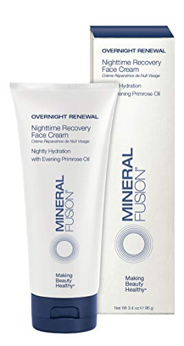 Mineral Fusion Overnight Renewal Nighttime Recovery Face Cream