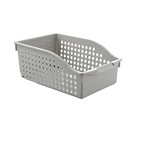 Dreafly Caja de Almacenamiento para gabinete con Canasta de
