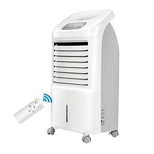 Ménage Climatiseur Mobile Sans Evacuation,avec Télécommande Climatisation Portable,3 Réglages De Vitesse 7 Heures...