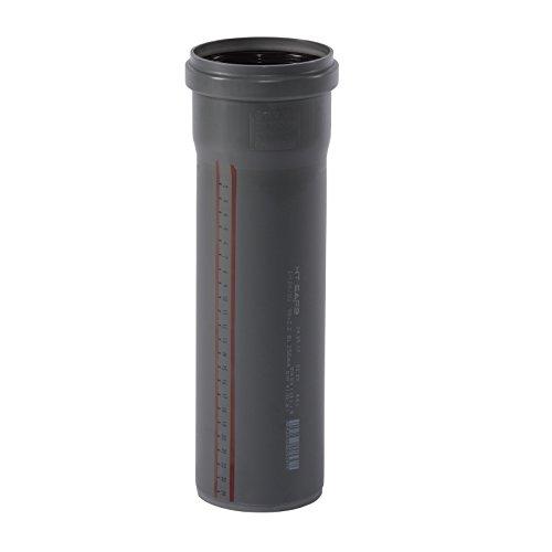 Ostendorf HTsafe HT-Rohr mit Muffe DN 90 mm 250 mm