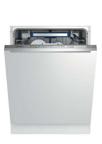 Grundig GNV41922 Independiente 13cubiertos A++ lavavajilla - Lavavajillas (Independiente, Blanco, Tamaño completo (60 cm), Acero inoxidable, LCD, Circulación turbotérmica)