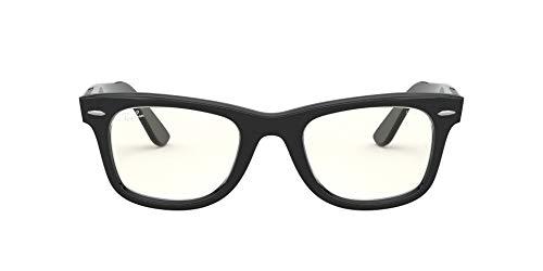Ray-Ban 0RB2140 Gafas, BLACK, 54 Unisex