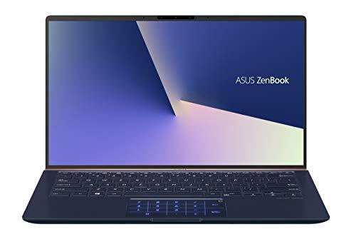 Asus Zenbook Ux433Fn-A5021T Notebook Ortatile Blu Computer Portatile 35,6cm (14\') 1920x1080 Pixel 1,8ghz Intelâ Core⢠I7 Di Ottavagenerazione I7-8565U