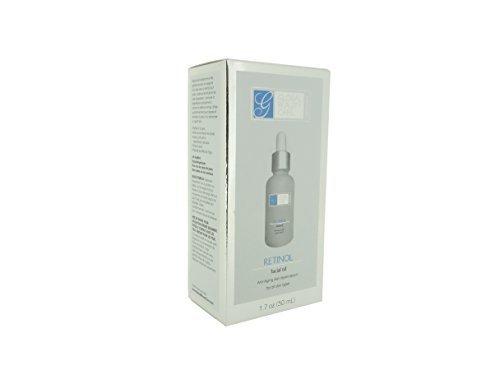 Global Beauty Care Premium Retinol Facial Oil-1.7 oz Bottle by Global Beauty Care Premium