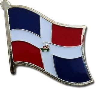 Dominican Republic - National Lapel Pin