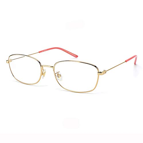 ZXCVASDF Reading Glasses, Anti-Blue Light HD Resin Lens, Anti Glare, Anti UV, Anti-Eyestrain...