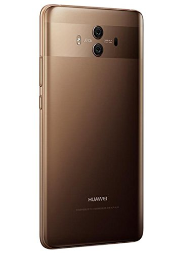"Huawei Mate 10 64GB - Dual SIM [Android 8.0, 5.9"" IPS LCD, Hisilicon Kirin 970 , Dual 20 MP +12 MP, 4000mAh] (Mocha Brown)"