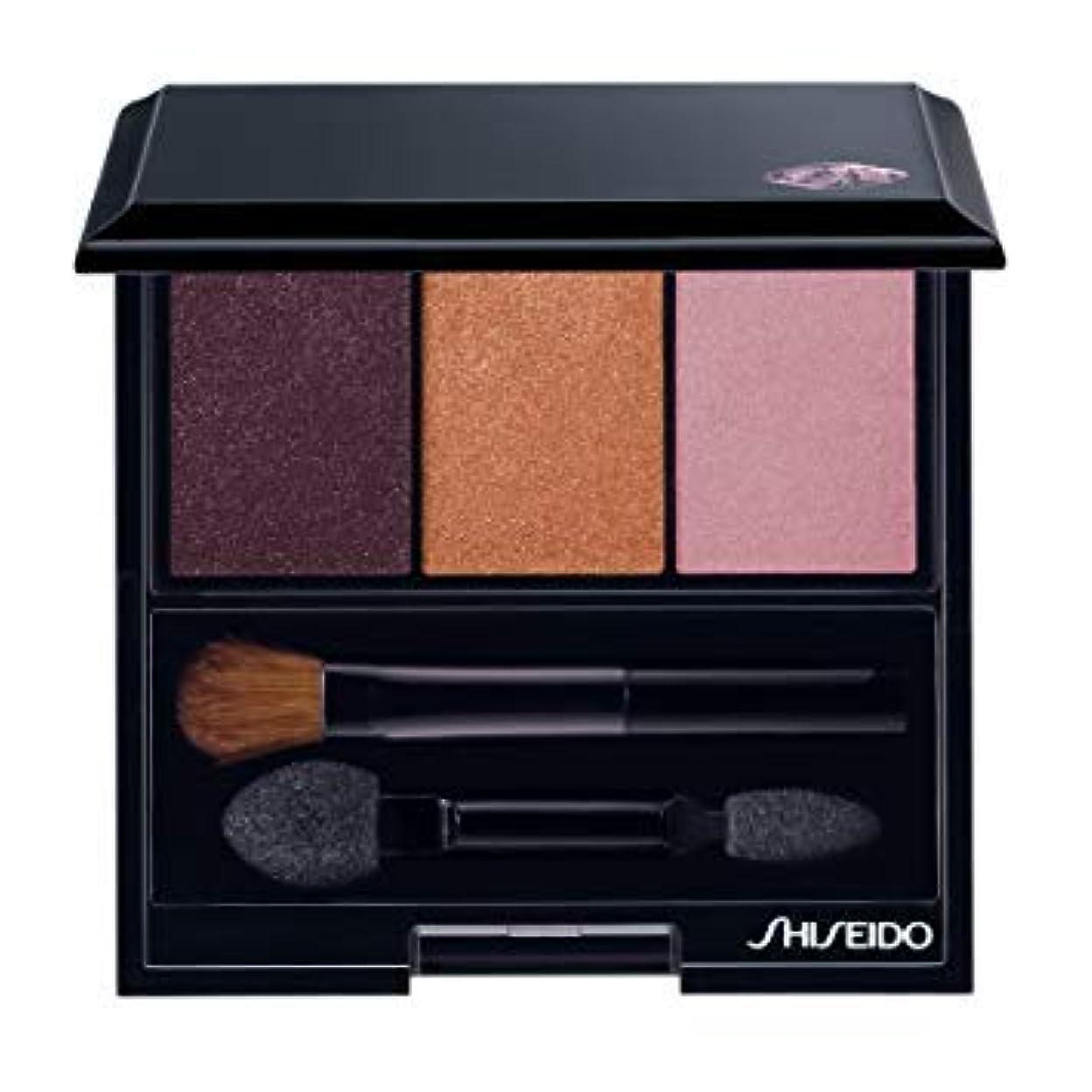 病気のなだめるアセ資生堂 ルミナイジング サテン アイカラー トリオ OR316(Shiseido Luminizing Satin Eye Color Trio OR316) [並行輸入品]
