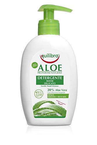 Equilibra Aloe Detergente Mani, 300 ml