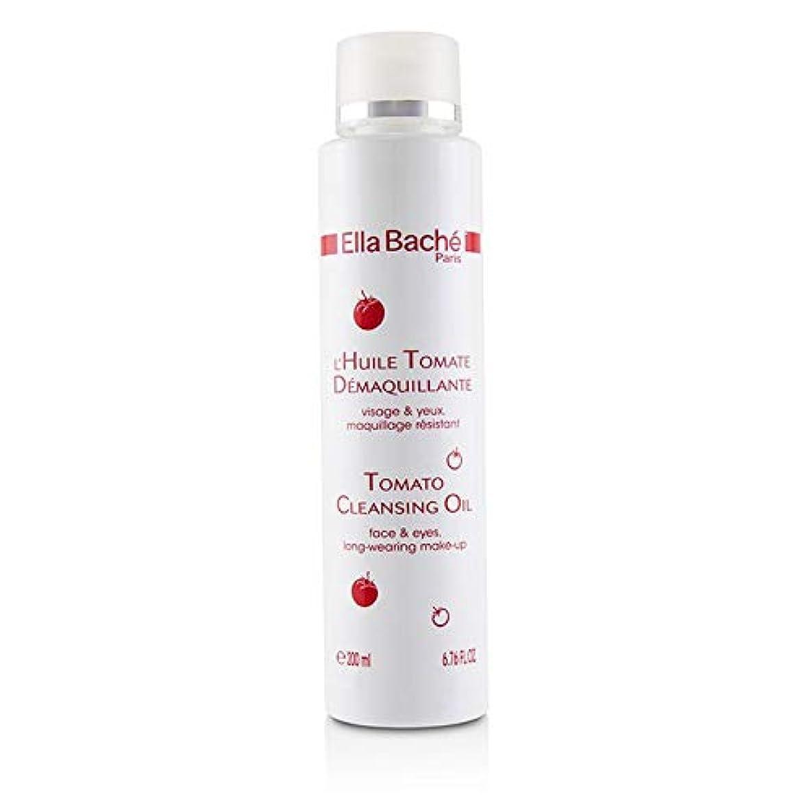 異邦人精度ヤギエラバシェ Tomato Cleansing Oil for Face & Eyes, Long-Wearing Make-Up 200ml/6.76oz並行輸入品