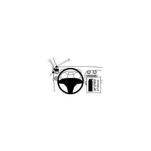 Brodit ProClip für Seat Ibiza 09-10 schwarz