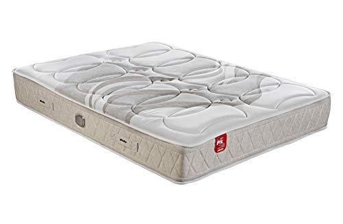PIKOLIN Colchón Smart PIK E-Mood Muelle Normablock (105x190 cm)