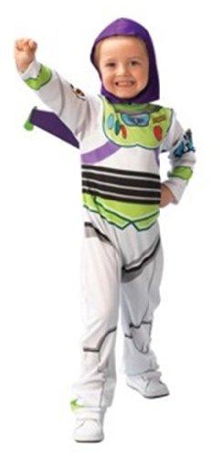 Rubie's-déguisement officiel - Toy Story - Costume Buzz L'éclair -Taille M- I-883695M