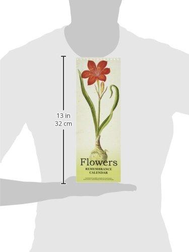 Nouvelles Images Flower - Remembrance Calendar (RCB 112) Photo #2