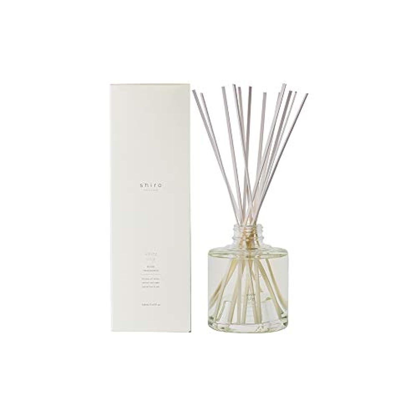 杖粒花に水をやるshiro シロ ルームフレグランス ホワイトリリー 160ml