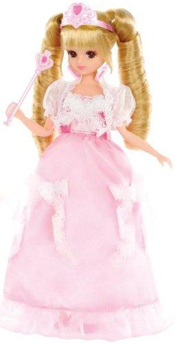 Rika-chan LW-19 Princess Dream Dress Set (japan import)