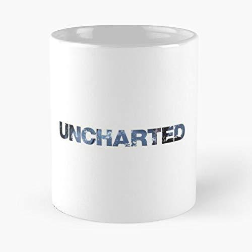 Uncharted 4 L-ogo Classic Mug